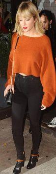 Taylor Swift 最新ファッション 私服 冬服3.JPG