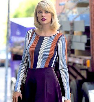 Taylor Swift 最新私服 秋のファッション2016-1.JPG